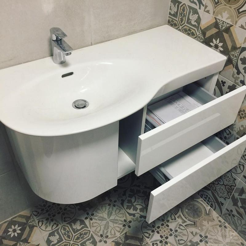 Мебель для ванной комнаты-Мебель для ванной «Модель 34»-фото3