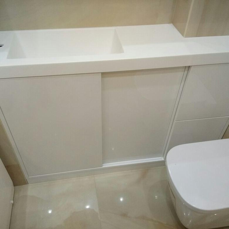 Мебель для ванной комнаты-Мебель для ванны «Модель 53»-фото1