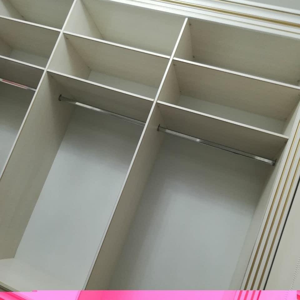 Гардеробные на заказ-Гардеробная «Модель 4»-фото1