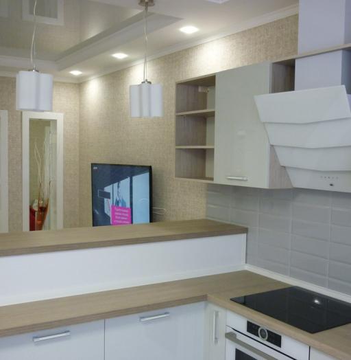 -Кухня из пластика «Модель 319»-фото29