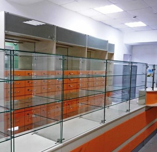 -Мебель для аптеки «Модель 191»-фото9