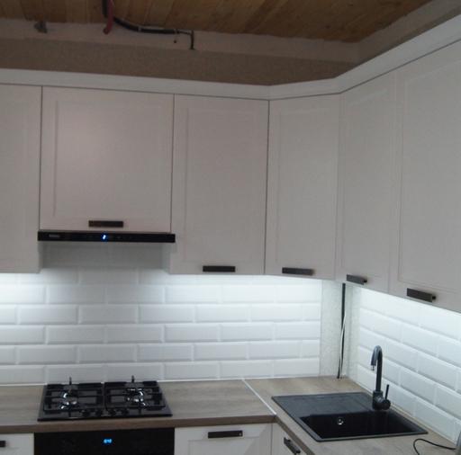 -Кухня МДФ в эмали «Модель 202»-фото17
