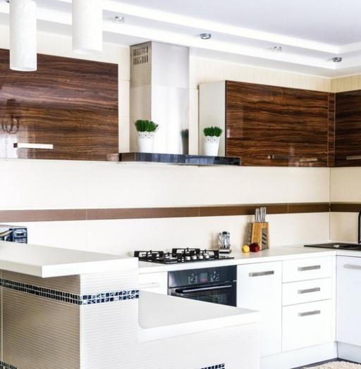 -Кухня из акрила «Модель 407»-фото21