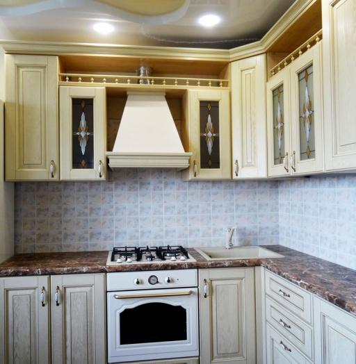 -Кухня из массива «Модель 21»-фото12