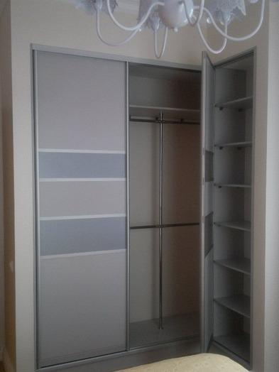 -Угловой шкаф-купе «Модель 184»-фото4